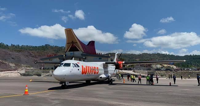 Bandara Buntu Kunik Toraja