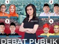Live Streaming Debat Publik Calon Wali Kota dan Wakil Wali Kota Makassar 2020