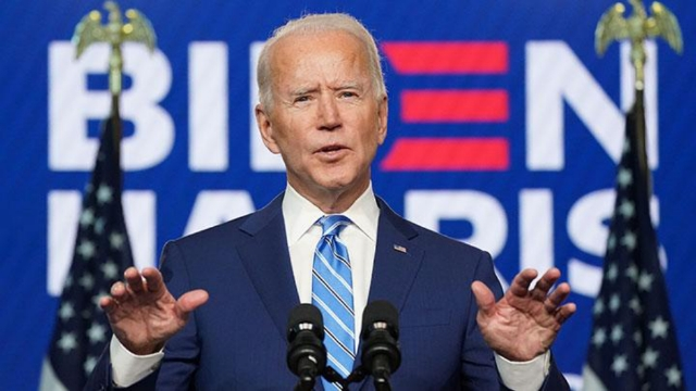Calon presiden dari Partai Demokrat AS Joe Biden. (Foto: Reuters)