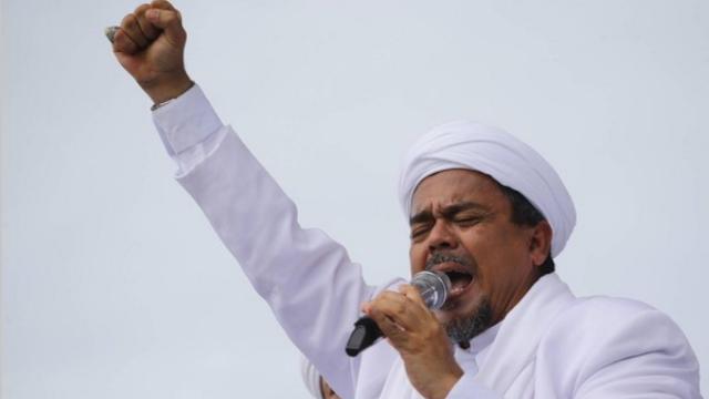 Habib Rizieq Syihab (Foto: dok. detikcom)