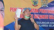 Anggota DPRD Sulsel, H. Irwan.