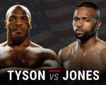 Duel Mike Tyson Vs Roy Jones Jr Akan Berlangsung Minggu Besok