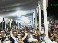Habib Rizieq Tersangka Kasus Kerumunan di Petamburan