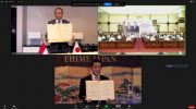 Pemprov Sulsel Teken MoU Sister Province dengan Ehime Jepang