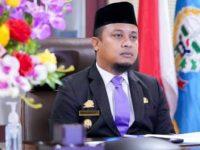 Wagub Sulsel, Andi Sudirman Sulaiman.