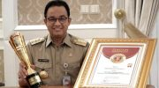 Pemprov DKI Raih Penghargaan Provinsi Terinovatif dari Kemendagri