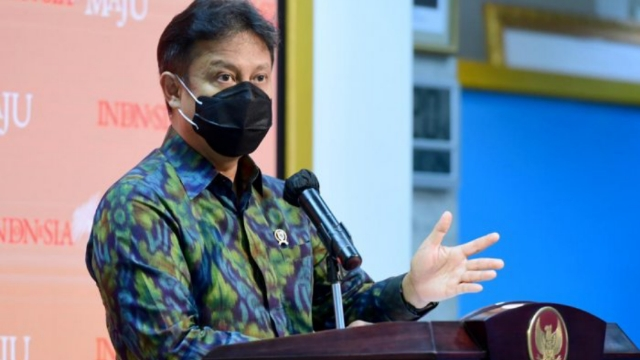 Menteri Kesehatan (Menkes), Budi Gunadi Sadikin