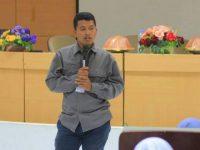 Muh. Indar | Ketua Umum DEMA FTK UIN Alauddin