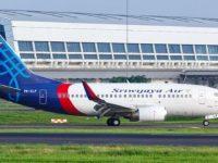 Pesawat Sriwijaya Air rute Jakarta-Pontianak dikabarkan hilang kontak. (Foto: iStockphoto/Boarding1Now)