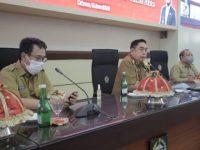 Sekretaris Daerah Provinsi Sulawesi Selatan, Abdul Hayat Gani.