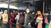 Pemprov Sulsel Pulangkan 102 Korban Gempa Sulbar Asal Jatim dan Jateng