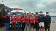 PMI Selayar kirim Relawan dan Ambulance ke Posko TDB Majene
