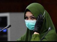 Pengadilan Tipikor menjatuhkan vonis 10 tahun penjara kepada Jaksa Pinangki Sirna Malasari. (Sumber: Antara Foto/Sigid Kurniawan)