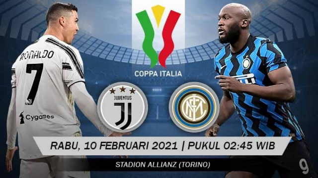 Live Streaming Coppa Italia Juventus Vs Inter Milan