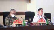 Proyek KA Trans Sulawesi Lambat, Staf Presiden Marah Pukul Meja di Kantor Gubernur Sulsel