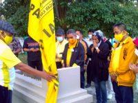 Ketua Golkar Sulsel Taufan Pawe Ziarah ke Makam Ince Langke