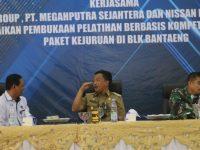 Bupati Bantaeng Ilham Azikin.