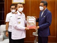 Marjani Sultan Ditunjuk sebagai Plh Bupati Kepulauan Selayar