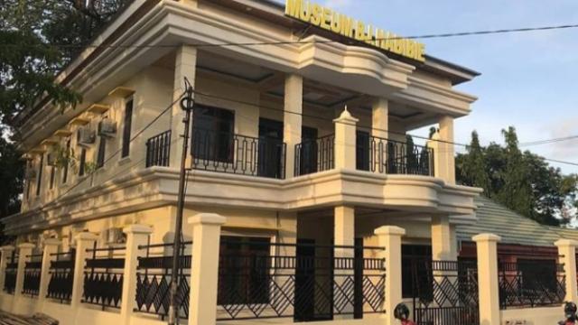 Museum BJ Habibie di Kota Parepare, Sulawesi Selatan.