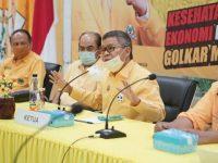 Bahas Musda Golkar Makassar, Ini Harapan Taufan Pawe untuk Ketua Selanjutnya