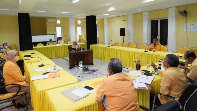 Golkar Sulsel Gelar Uji Kelayakan Bakal Calon Ketua Golkar Maros