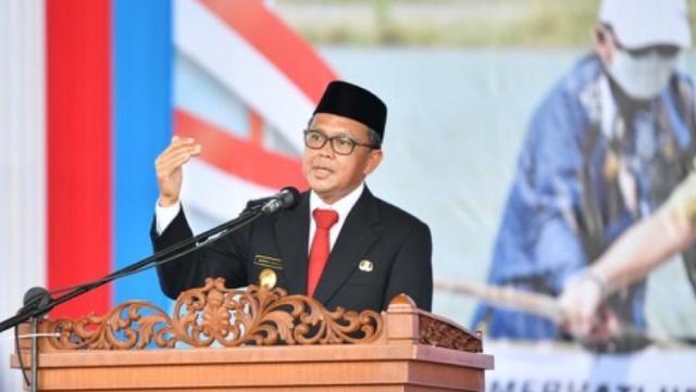 Gubernur Sulawesi Selatan, Prof. HM Nurdin Abdullah
