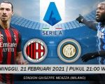 Link Live Streaming Liga Italia: AC Milan Vs Inter