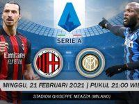 Link Live Streaming Liga Italia: AC Milan Vs Inter