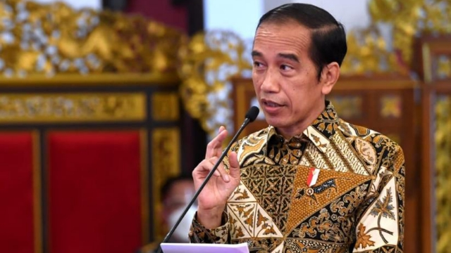 Presiden Joko Widodo (Jokowi). (Foto: BPMI Setpres)