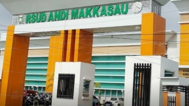 RSUD Andi Makkasau Kota Parepare.