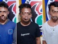 Polres Sinjai Berhasil Amankan 3 Pelaku Penyalahgunaan Narkoba