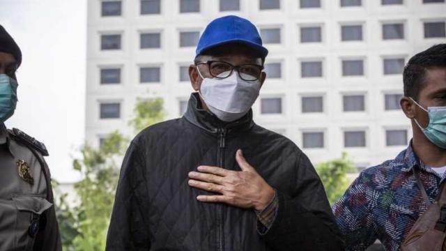 Jubir Bantah Nurdin Abdullah Tertangkap OTT KPK: Dijemput Secara Baik