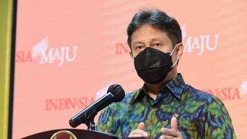 Menteri Kesehatan RI, Budi Gunadi Sadikin