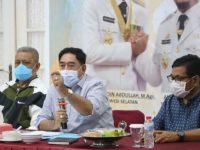 Ketua Tim Satgas Pekan Olahraga Nasional (PON) Sulsel, Abdul Hayat Gani.