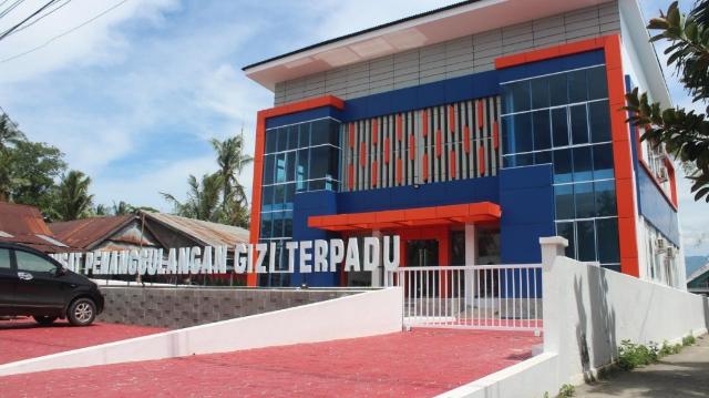Peringati Hari Gizi, Menko PMK Resmikan Gedung Penanggulangan Gizi di Bantaeng