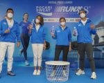 Virtual Launch Pocari Sweat Run Indonesia 2021.
