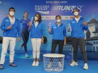 Virtual Launch Pocari Sweat Run Indonesia 2021.