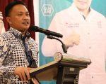 Muscab Partai PKB Bantaeng di Hotel Kirei, Kelurahan Pallantikang, Kecamatan Bantaeng, Selasa (2/3/2021).