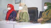 Priska Adnan Dorong Pengembangan Kerajinan Sutra Khas Kabupaten Gowa
