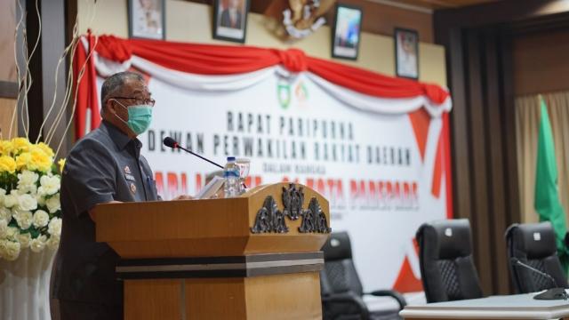 Wakil Wali Kota Parepare, Pangerang Rahim