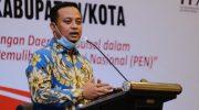 Pelaksana Tugas (Plt) Gubernur Sulawesi Selatan (Sulsel), Andi Sudirman Sulaiman