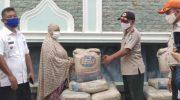 Pemkot Parepare Beri Bantuan Material kepada Korban Longsor