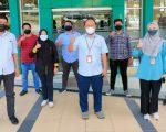 Pengurus JMSI Bontang Silaturahmi ke PT Badak LNG
