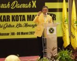Ketua DPD I Partai Golkar Sulsel Taufan Pawe