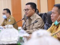 Bupati Bantaeng, Ilham Azikin.