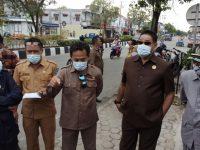 Komisi III DPRD Bontang melakukan sidak di RT 24 kelurahan Api-api, Senin (29/3/2021).