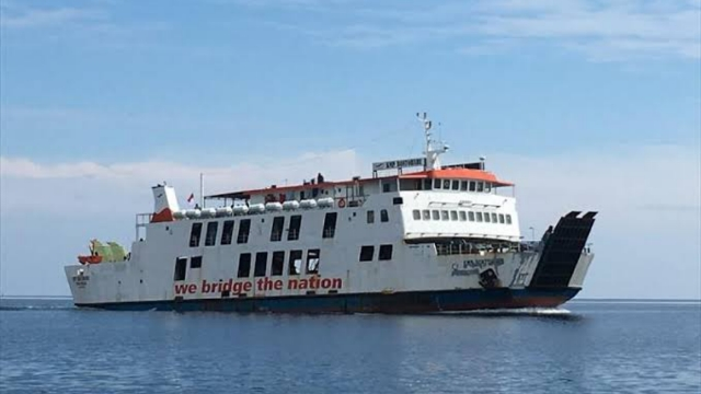 8 Jam Berlayar dari Bira, KMP Bontoharu Sudah Mengarah ke Selayar