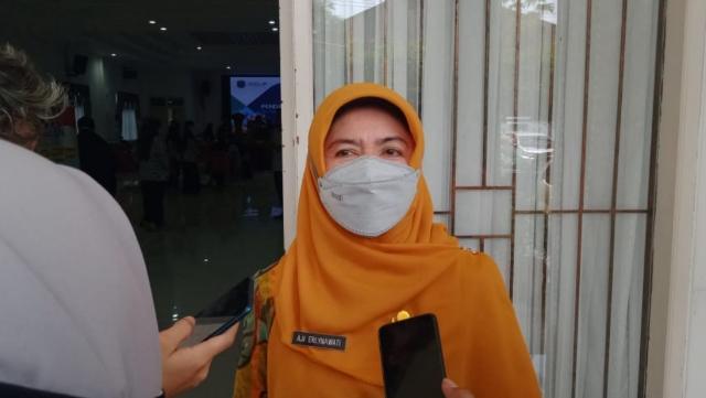 Pelaksana Harian (Plh) Walikota Bontang Aji Erlinawati