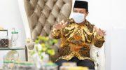Plt Gubernur Sulawesi Selatan, Andi Sudirman Sulaiman.
