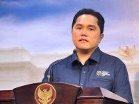 Menteri BUMN, Erick Thohir. (Foto: Setkab)